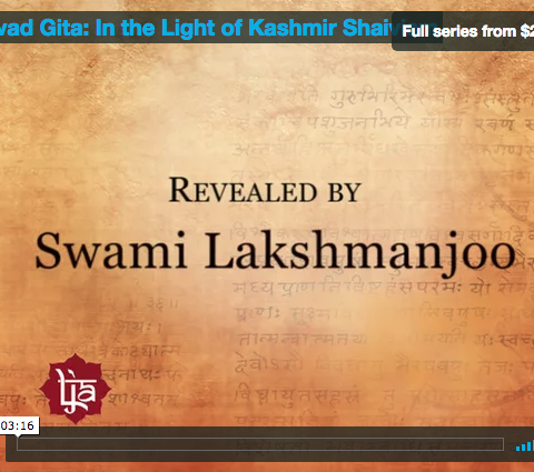 Bhagavad Gita now available for streaming