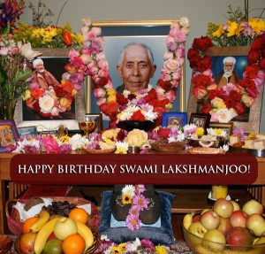 HAPPY BIRTHDAY SWAMIJI!