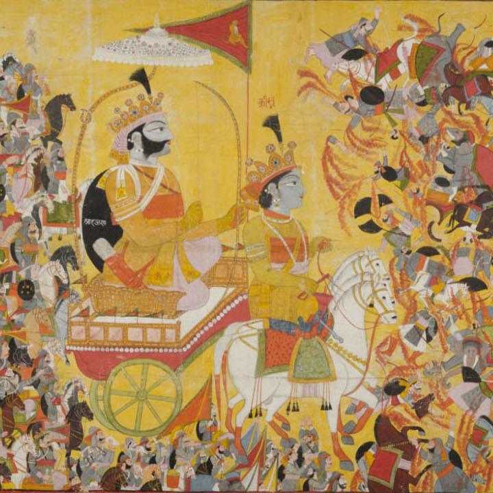 Weekly Sangha - Bhagavad Gita