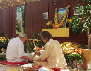 Mahasamadhi Celebration Swami Lakshmanjoo